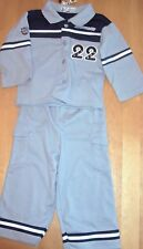 2-U Baby Boys Sport Outfit 18 Months