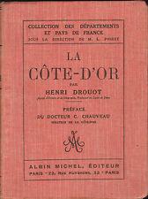 LA COTE D' OR HENRI DROUOT 1925