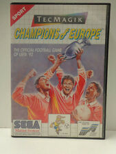 Master System-Champions of Europe (con embalaje original) 10632871