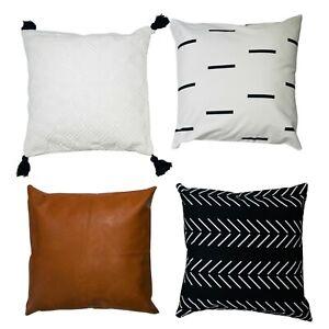 Boho Throw Pillows Cover Decorative bohemian throw pillow set of 4 -Aztec Pillow