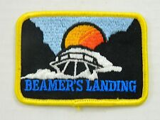 BEAMER'S LANDING SEW ON PATCH