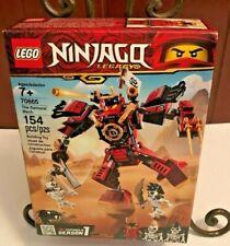 Lego Ninjago Legacy Samurai Mech 70665 Building Kit New 2019 154 Piece 7+
