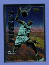 1995-96 Topps Mystery Finest Bordered Anfernee Hardaway SP #M1.   5114