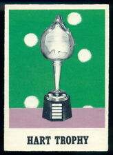 1970-71 OPC O PEE CHEE HOCKEY 261 HART MEMORIAL TROPHY ENM bobby orr winner back
