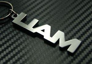 LIAM Name Keyring Keychain Key Fob