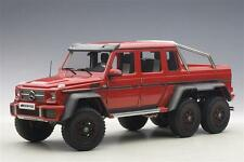 AutoArt Mercedes-Benz G63 AMG 6x6 Red 2013 1/18