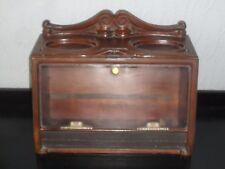 Vintage Cigar Display Case Made By Roger Aplin Dublin