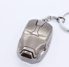 Keychain / Porte-clés - Marvel IRON MAN Stereoscopic 3D - GRAY