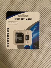 256GB Mini SD Card Class 10 With Adapter
