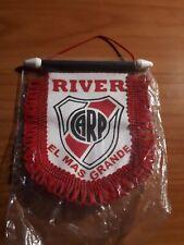 Wimpel 10.5 x 13 cm River Plate Buenos Aires  ( Variante 3 ) Argentinien