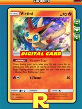 VIctini (Victory Star) - for Pokemon TCG Online ( ptcgo in Game Card)