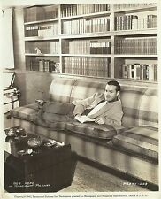 BOB HOPE Original Vintage Photograph 1942 CANDID at Home in Hollywood