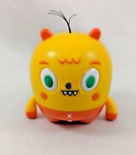 Little Kids Orange Moji Mi Living Emoticons Figure 2014