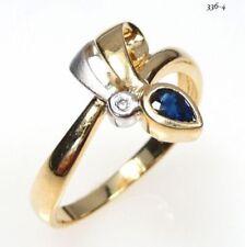 Echtschmuck aus mehrfarbigem Gold Diamant Innenvolumen (18,1 mm Ø)