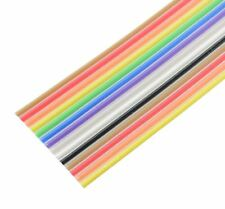 5 metros 14-way de color Cable Cinta 28awg