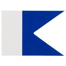 Trident High Gloss Vinyl SCUBA Sticker: 3.5 x 2.5 Inch, Alpha Dive Flag