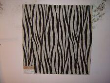 Highland Court, Tigre, Animal Skin, Remnant, Color Dark Brown