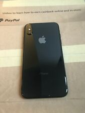 Apple iPhone X 64gb - Space Grey - Unlocked SIM Free - Excellent Condition