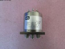 New listing K&L 8Mp-28-F-Sma 18Ghz 24-28V 180W Sp8T Rf high power coaxial switch #H69G Yd