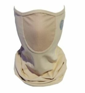 NEW Sparms Sun Protective Face Shield - Beige - SParms - Drummond Golf
