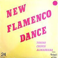 Compilation LP New Flamenco Dance - Promo - France (VG+/EX)