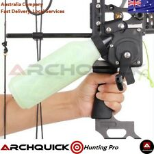 Archery Bow Fishing Reel Compound Recurve Bow Bowfishing Shooting Reel Kit