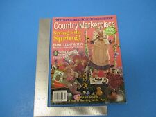 Vintage Winter 2002 Vol.12 #1 COUNTRY MARKETPLACE 300 Crafts M536