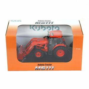 1/32 High Detail Kubota M5111 With Front Loader by Universal Hobbies UH5212