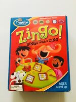 ThinkFun Zingo Game Bingo with a Zing Ages 4+ Pre & Early Readers Learning
