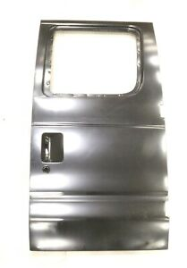 NEW OEM Ford Rear Right Door Panel Shell Front 8C2Z1524622A E150 E250 E350 92-14