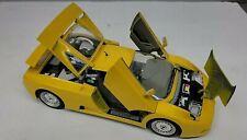 Burago Bugatti EB 110 1991 Die Cast Car 1:18 FW20