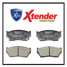 MD510 Front Brake Pad-Semi Metallic Pads Fits 91-93 Nissan NX, Sentra 91-94