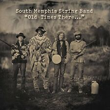 South Memphis String Band - Old Times There... [CD]