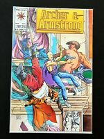 ARCHER AND ARMSTRONG #4 VALIANT COMICS 1992 NM+ (ARCHER & ARMSTRONG)