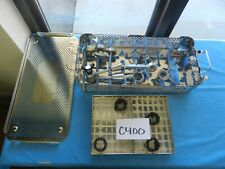 BrainLab Surgical Orthopedic Neuro Varioguide Instrument Set W/ Case
