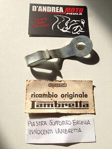 PIASTRA SUPPORTO CAVI FORCELLA INNOCENTI LAMBRETTA