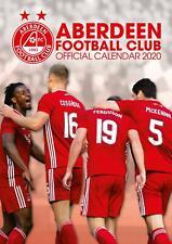 Aberdeen FC 2020 Offiziell A3 Wandkalender