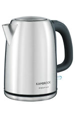 NEW Kambrook KSK220BSS Profile Stainless Kettle: Brushed Stainless Steel