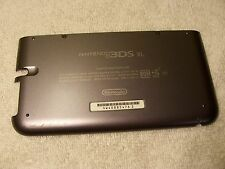 Retro NES Nintendo 3DS XL Housing Back/Bottom Battery Cover Shell Repair Part