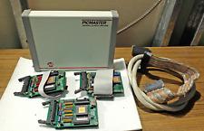 Microchip Picmaster Universal in Circuit Emulator 10-00008 + 3 PicProbes