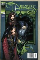 Darkness #16-1998 fn/vf 7.0 Joe Benitez Image Top Cow Newsstand Variant Cover