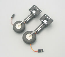 Mini Electric Servoless Retract Landing Gear Set Type A - Free Shipping !