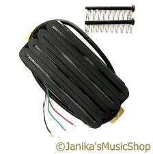 Electric guitar 4 quad coil hot rail dual / twin humbucker pickup quality item