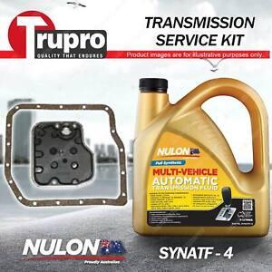 SYNATF Transmission Oil + Filter Service Kit for Toyota Kluger MCU28R Rav4 GSA33