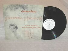 """Portia Nelson """"Autumn Leaves/Love Songs"""" Dolphin 1950's Jazz Mono LP VG+ Cond"""