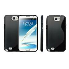 S-Gel Wave Tough Shockproof Phone Case Gel Cover Skin Samsung Galaxy NOTE 2