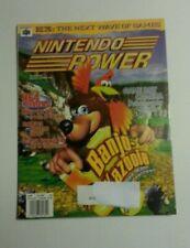 Nintendo Power Magazine Issue 109 Banjo-Kazooie Plus Zelda Preview