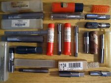 New listing Lot of new 14 cutting taps. Pipe,taper, left hand,hand taps.