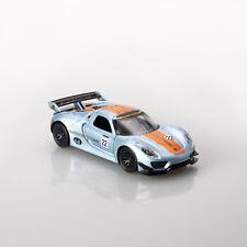 Porsche 918 Spyder RSR 1:39 Scale Die-Cast Model Hobby Collectible Sports Car