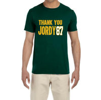 Green Bay Packers Thank You Jordy Nelson T-Shirt